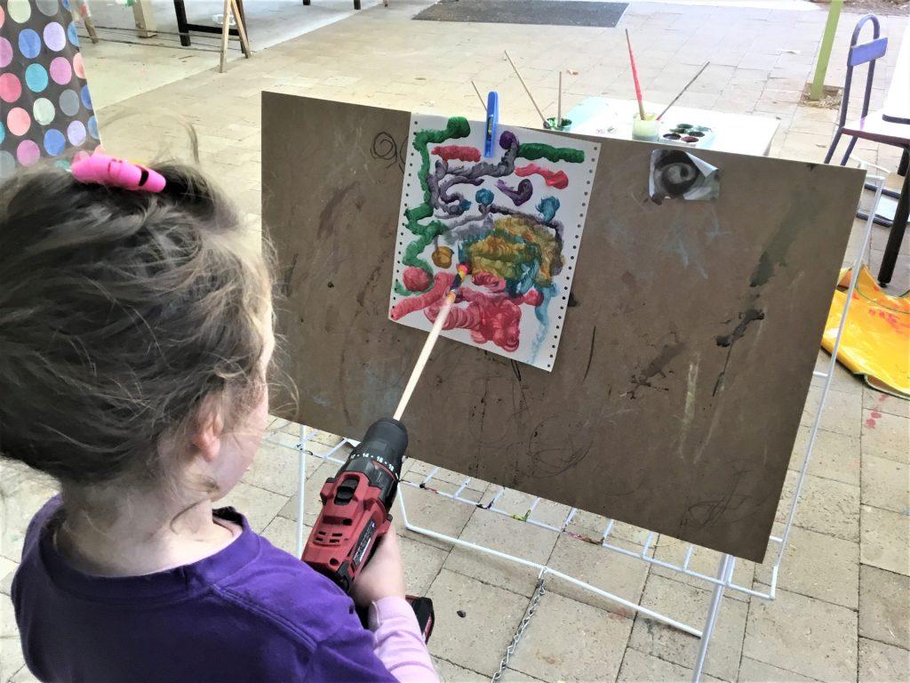 quorn-kindergarten-painting