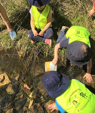 Quorn-Kindergarten-Excursion-Warrens-Gorge-Surrounding-Areas-Flinders-Ranges